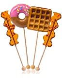 Melville Big Ole Yummy Lollipops Gift Set (Breakfast Lollipops)