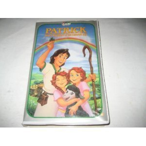 Patrick - Brave Shepherd of the Emerald Isle [VHS]