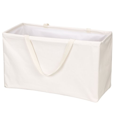 Household Essentials Rectangular Krush Canvas Tote Bag, Beige (Household Essentials Gift compare prices)