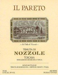 Tenuta Di Nozzole Il Pareto Toscana Igt 2008 750Ml