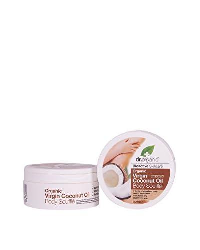 Dr Organic Crema Corporal Virgin Coconut Oil 200 ml
