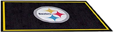 Fanmats Pittsburgh Steelers 5x8 Rug