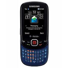 T-Mobile - Prepaid Samsung T359 Mobile Phone - Blue