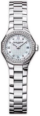 Baume & Mercier Women's 8522 Riviera Mini Diamond Watch