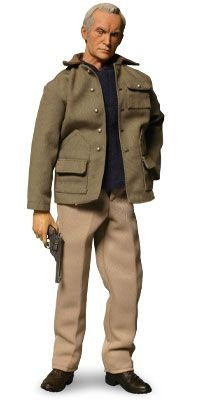 Picture of Sideshow Exclusive Version Frank Black 12 inch Figure from The X-Files (B000NLX7DS) (Sideshow Action Figures)