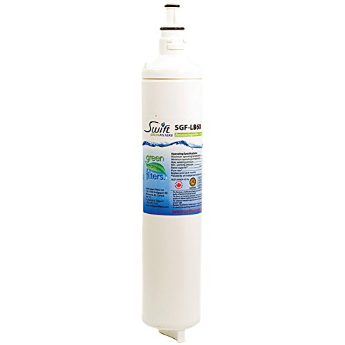 WTR FILT LG LB60, Water Filter (Replacement for LG(R) 5231JA2006B, LT 600P, 5231JA2005A & Sears(R)/Kenmore(R) 9990 & 469990), Provides clean, high-quality, great-tasting water, Free of arsenic, lea... (Kenmore 5231ja2006b compare prices)