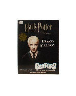 Picture of Gentle Giant Harry Potter Order Of The Phoenix Bust Ups Series 2 Figure Draco Malfoy (B0017HP1PE) (Harry Potter Action Figures)