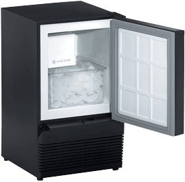 U-Line : BI95B-00 14 Ice Maker - Black