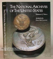 The National Archives of the United States, HERMAN J. VIOLA