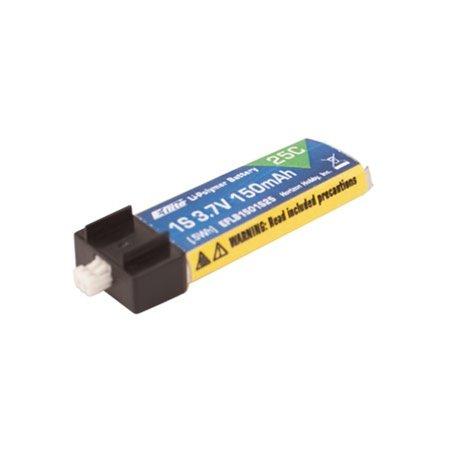 e-flite B1501S25 150mah 1s 3.7v 25c Lipo Battery - 1