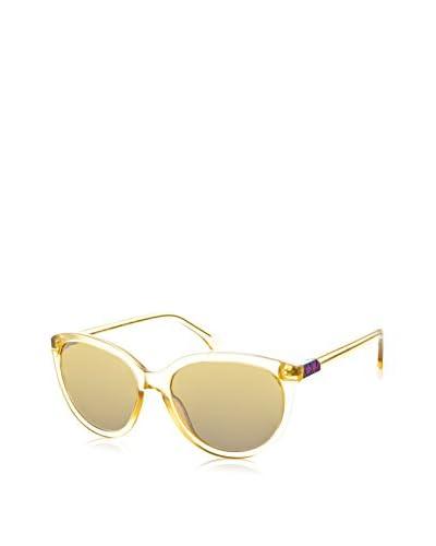 Calvin Klein Sonnenbrille J752S-734 (54 mm) gelb