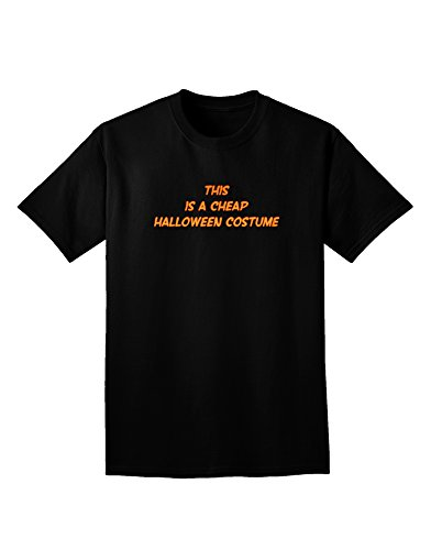 This is a Cheap Costume Adult Dark V-Neck T-Shirt