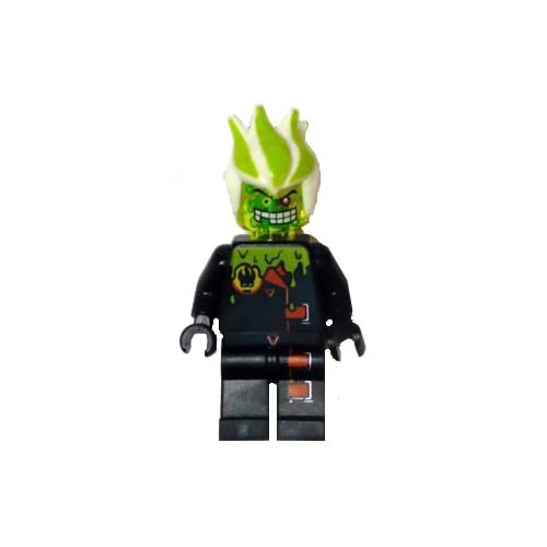 Amazon.com: Dr. D. Zaster - LEGO Agents Minifigure