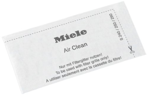 Miele Air Clean Filters (3 Count)