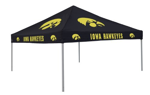Ncaa Iowa Hawkeyes Color Tent