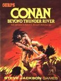 img - for Conan: Beyond Thunder River (GURPS) book / textbook / text book