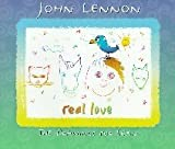Real Love: The Drawings for Sean (0316851647) by John Lennon