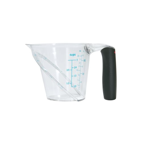 OXO SoftWorks 1-Cup Angled Measuring Cup