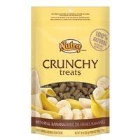 Nutro Crunchy Treats Banana Dog Biscuits 12-10 oz Bags