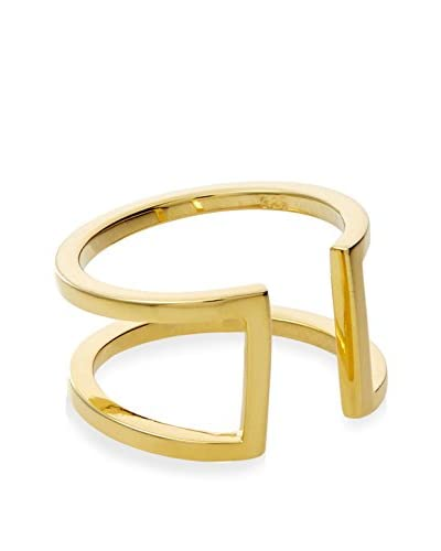 Dolce Vetra Double Curve Wrap Ring