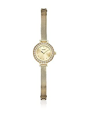 Guess Reloj de cuarzo Woman Dorado 20 mm