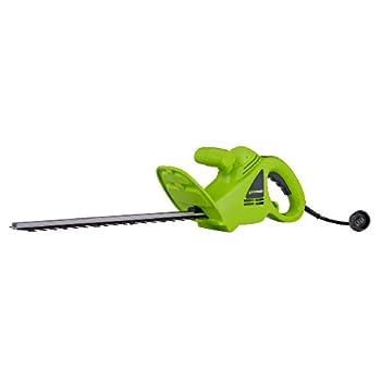 Greenworks 18-Inch 2.7 Amp Corded Hedge Trimmer 22102