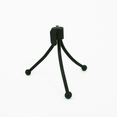 HDE ® 5 Inch Black Tripod For Flip Video Camera