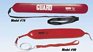 Jim Buoy Life Guard Rescue Tube by Jim-Buoy