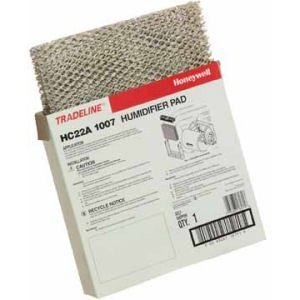 Honeywell HC22A1007 Standard Humidifier Pad for the HE220 and HE225 - 1