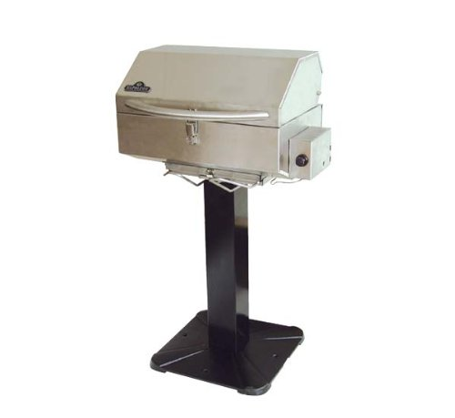 Napoleon N370-0367 Dock/Deck Post Mount for Freestyle Portable Gas Grill