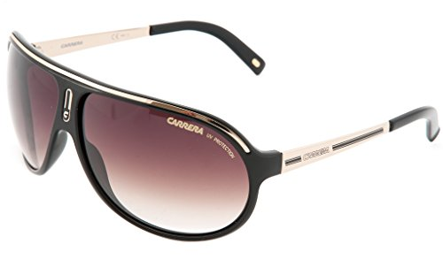 Carrera Rush 904 Black Rush Aviator Sunglasses