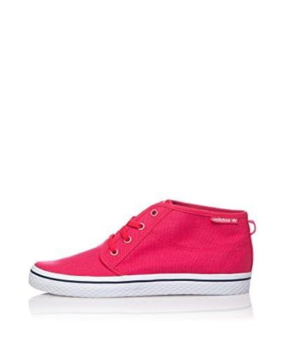 adidas Sneaker Alta [Fucsia]