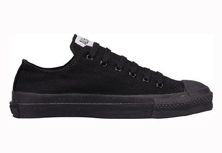 Converse Converse Mens Chuck Taylor Sneaker (5 B(M) Us Women / 3 D(M) Us Men, Black Monochrome