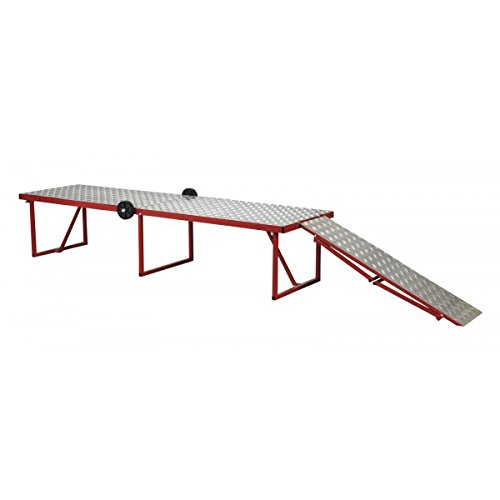 Sealey MCW360 Motorcycle Portable Folding Workbench, 360 Kg Capacity