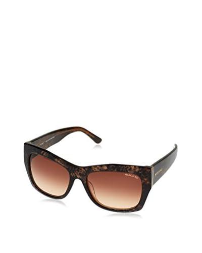 Guess Occhiali da sole GM715 O (55 mm) Marrone Scuro