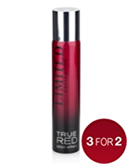Limited Collection True Red Body Spray 100ml