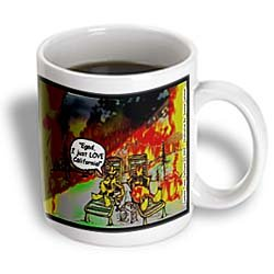 HOT Vacations In California - 11oz Mug