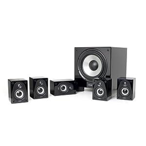 Energy RC-Micro 5.1 Surround Speaker System (Black)