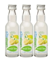 SodaStream MyWater lemon lime Flavor Kit