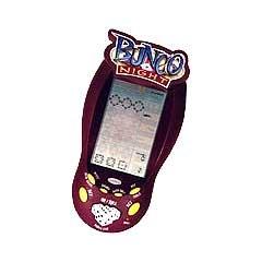 BUNCO Night Handheld Game