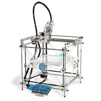 RapMan Single Head 3D Printer with TurboCAD Deluxe 19