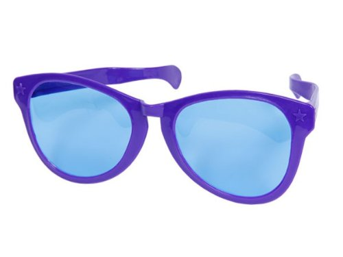 Lunette-Gante-De-Clown-VIOLET-26x16x9-cm-Pour-amuser-petits-et-grands-ces-lunettes-gantes-pour-adultes-seront-parfaites-pour-complter-votre-dguisement-de-clown-ou-pour-amuser-vos-amis-Les-lunettes-son
