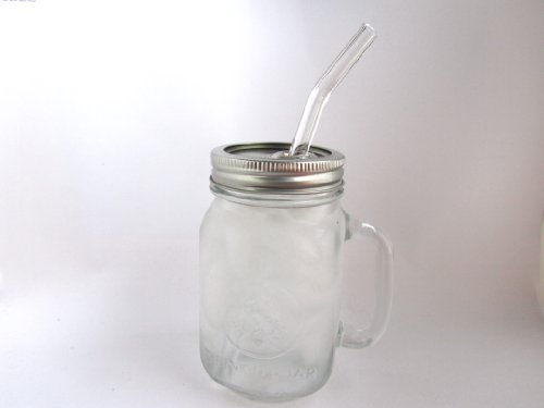 Straw Cup With Handles front-530215