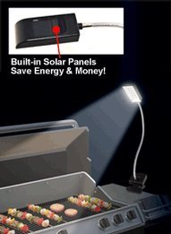Review Solar BBQ Light