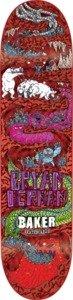 Baker Bryan Herman Super Jack Skateboard Deck - 8.19