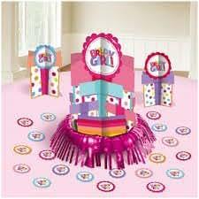 Amscan Amscan Birthday Girl Table Decorating Kit.