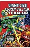 img - for Essential Super-Villain Team-Up, Vol. 1 (Marvel Essentials) book / textbook / text book