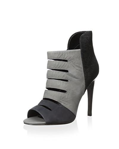 Rebecca Minkoff Women's Reagan Shoe Bootie  [Charcoal/Black]