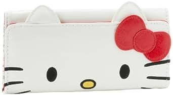 Hello Kitty Sanwa0094 Wallet,White,One Size