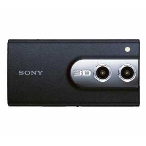 SONY MobileHD Camera Bloggie 3D MHS-FS3 by Sony Corporation
